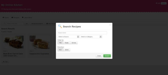 My-Online-Kitchen-Backbone-Search