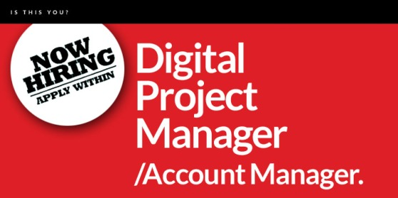 now_hiring_account_manager_project_manager